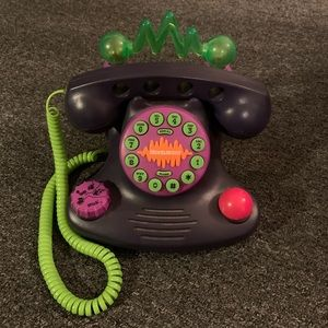 Vintage Collectable Nickelodeon Telephone